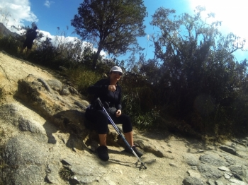 Laura Inca Trail August 28 2015