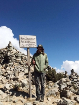 Machu Picchu trip August 07 2015