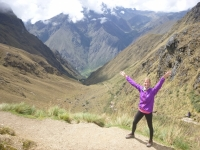 Maiken Inca Trail March 12 2015