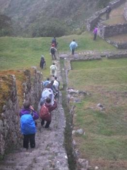 Dianne Inca Trail September 28 2015-2