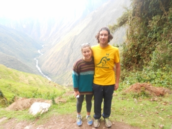 Machu Picchu vacation September 30 2015