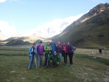 Machu Picchu trip October 17 2015