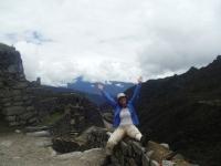 Maria Inca Trail March 15 2015-2