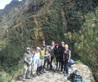 Maria Inca Trail March 15 2015-3