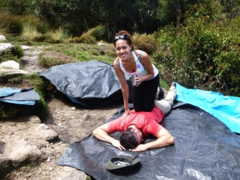 Atisha Inca Trail September 04 2015-2
