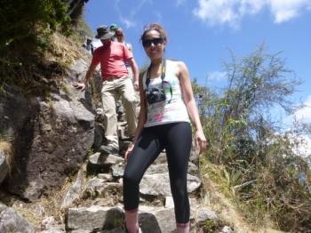 Machu Picchu vacation September 04 2015