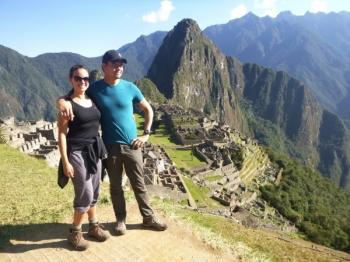 Tobias Inca Trail August 30 2015