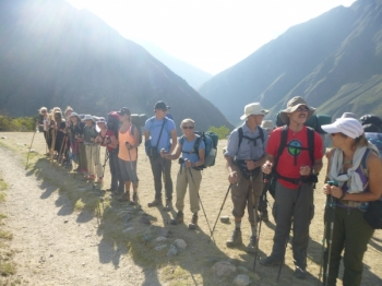 Lucy Inca Trail August 30 2015-1