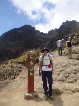 Nicholas Inca Trail September 28 2015