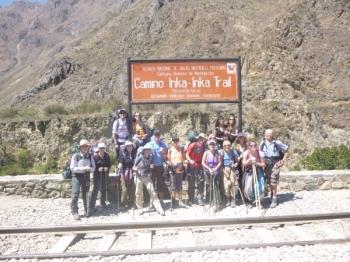 Machu Picchu trip August 30 2015-9
