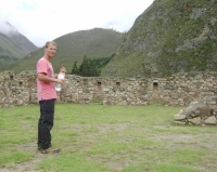 Machu Picchu travel March 18 2015