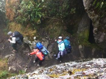 Betsy Inca Trail September 28 2015-2