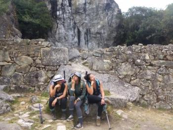Anh-Tu-Emmeline Inca Trail September 20 2015