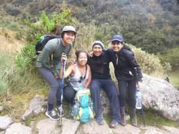 Nisha Inca Trail September 20 2015