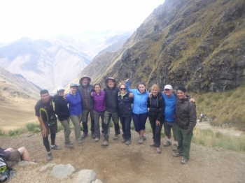 Rosemary Inca Trail September 27 2015-1