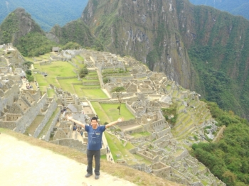 Xiaoyu Inca Trail September 30 2015-2