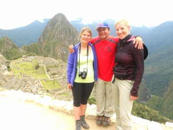 Machu Picchu travel September 30 2015-2