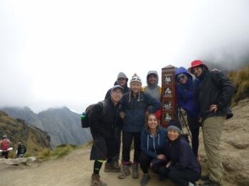 Machu Picchu travel October 11 2015