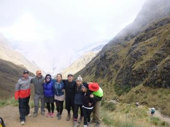 Matthew Inca Trail October 11 2015-1
