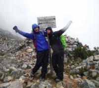 Machu Picchu trip March 30 2015