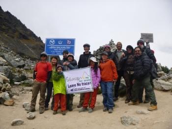 Peru vacation November 22 2015