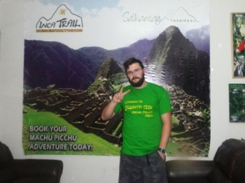 Peru vacation October 10 2015