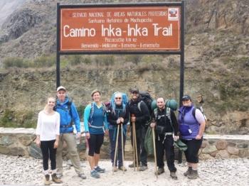 Machu Picchu vacation October 16 2015