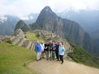 Machu Picchu vacation October 19 2015