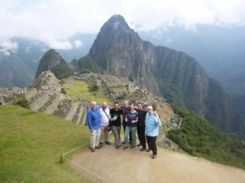 Machu Picchu vacation October 19 2015