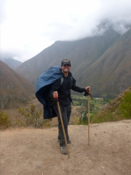 Machu Picchu trip October 16 2015
