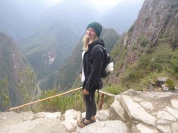 Machu Picchu travel October 16 2015