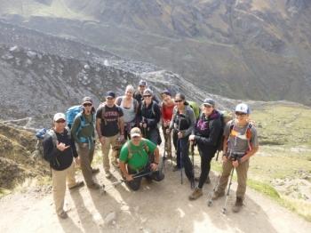 Machu Picchu vacation November 15 2015-10