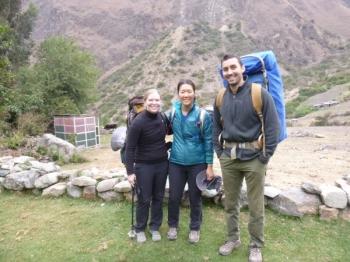 Sang-Eun Inca Trail October 20 2015-1