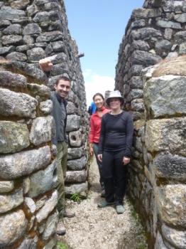 Sang-Eun Inca Trail October 20 2015-2