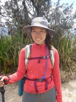 Sang-Eun Inca Trail October 20 2015-3