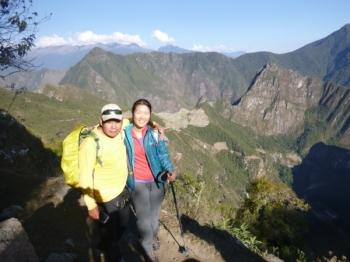 Sang-Eun Inca Trail October 20 2015
