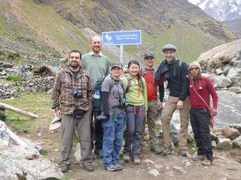 Machu Picchu trip November 22 2015-2