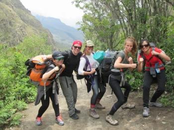 Machu Picchu trip December 22 2015