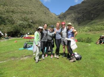 Ellen Inca Trail December 22 2015-1