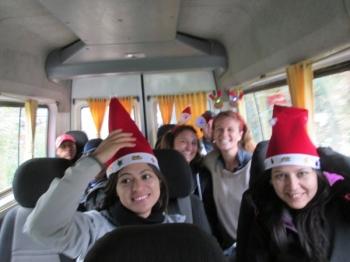 Ellen Inca Trail December 22 2015-2