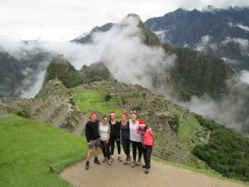 Ellen Inca Trail December 22 2015