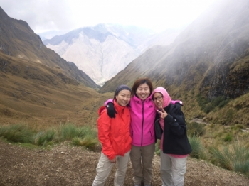 Peru vacation October 25 2015
