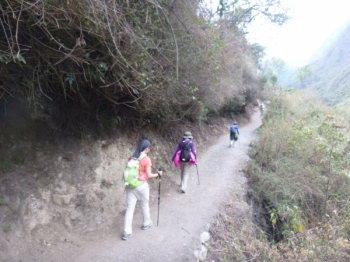Doleen-Lee-Fong Inca Trail October 25 2015-2