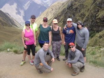 Elizabeth Inca Trail November 23 2015-1