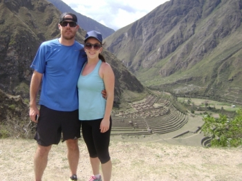 Westley Inca Trail November 23 2015