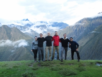 Machu Picchu trip November 10 2015-1