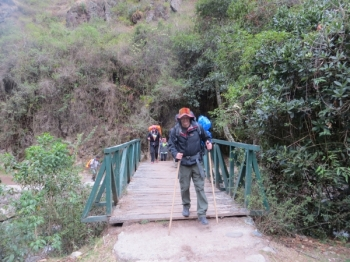 Nico Inca Trail October 24 2015