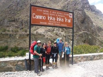 Sirin Inca Trail October 26 2015
