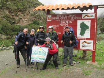 Adam Inca Trail December 26 2015
