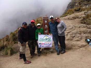 Machu Picchu trip October 30 2015-2